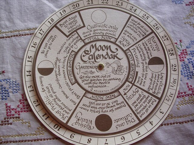 Лунный календарь (20 ТЫС. ЛЕТ НАЗАД)