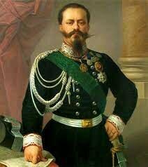 Rey de Italia Víctor Manuel II.