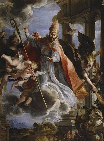 las obras de san agustín de hipona