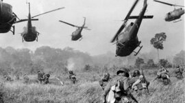 Vietnam War Evelyn timeline