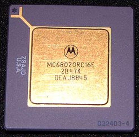Motorola 68020