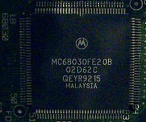 Motorola 68030