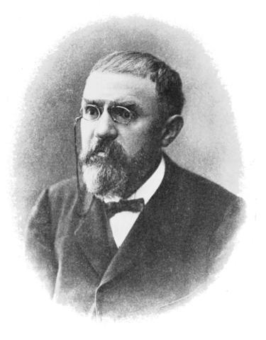 Jules Henri Poincaré (1854 –1912)