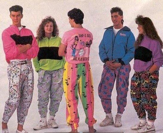 Образы 80-х