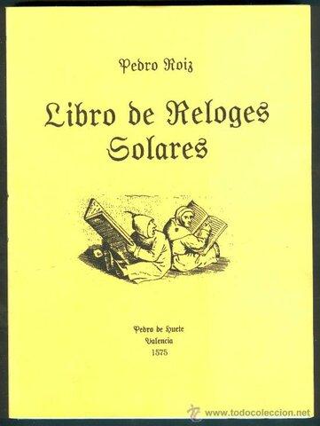 Libro de los relojes solares