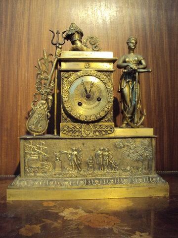 El reloj francés
