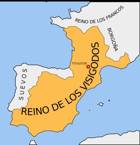Reino Vicigodo de Toledo