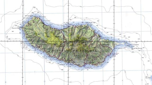 Illes Madeira(1418) i Açores(1431)