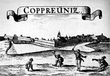 Ispravom kralja Ludovika I. Anžuvinca Koprivnica postaje slobodni kraljevski grad