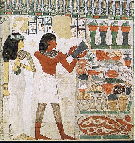 Мода древних цивилизаций