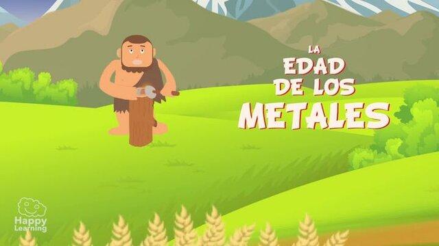 L'edat dels metalls