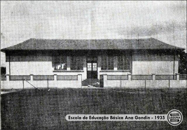Escola de Educação Básica Ana Gondin