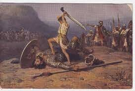 David Killed Goliath