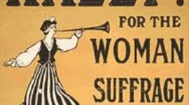 Womens Suffrage timeline