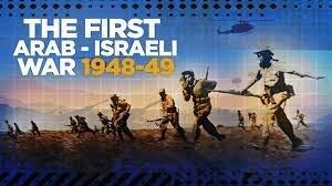 Arab-Israeli War Begin