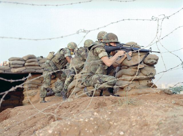 •Marines in Lebanon (1983)