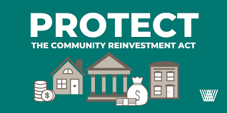 •	Community Reinvestment Act of 1977