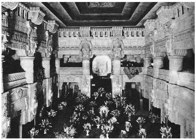 Primeras salas de cine