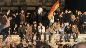 •Berlin Wall Falls (1989)