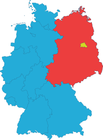 •Germany Reunification (1990)