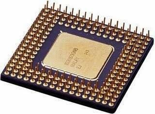 CUARTA GENERACION: Microprocesadores