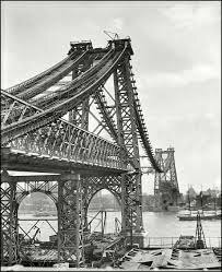 PHOTO OF WILLIAMSBURG BRIDGE