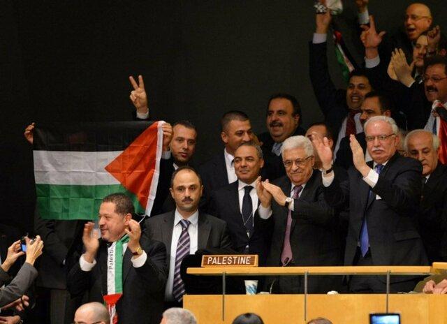 A Palestina adquiriu o status de Estado Observador Não Membro da ONU