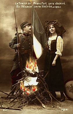 Incorporación de Alsacia y Lorena