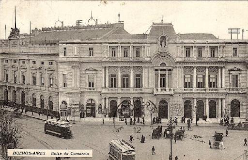 Creación del Consulado de Comercio de Buenos Aires