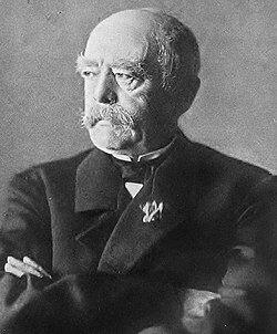 Von Bismarck Ministro de Prusia
