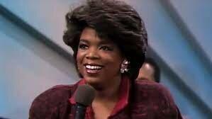The Oprah Winfrey Show First Airs