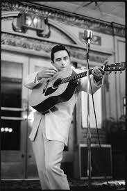 """""""He'll Be a Friend"""" by Johnny Cash"""