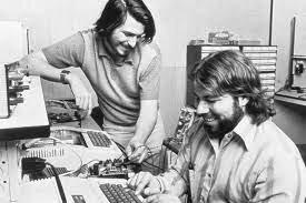 Steve Jobs Starts Apple