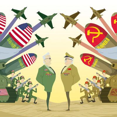 Películas aliadas con la Guerra Fría timeline