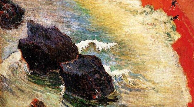 L'onda- Gauguin