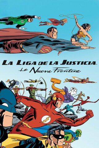 Liga de la justicia - nueva frontera