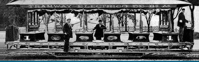 Tranvías eléctricos