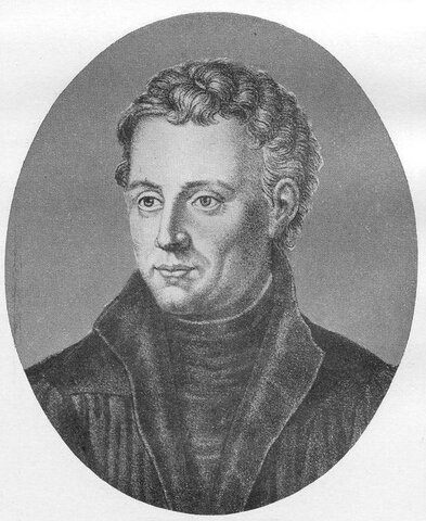 Johann Reuchlin 1455-1522