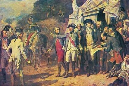 Independencia de las colonias españolas. 1816.