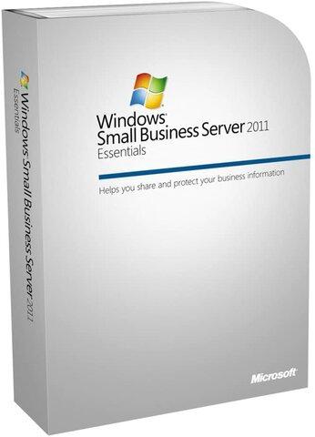 Windows Essential Business Server