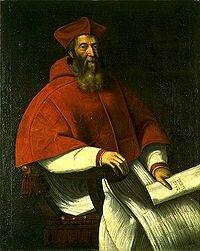 Jacopo Sadolete 1477-1547