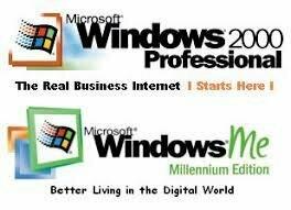 Windows ME o Windows 2000