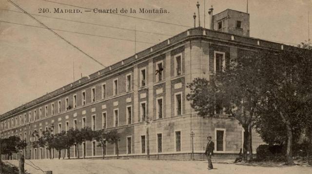 Asalto del Cuartel de la Montaña.