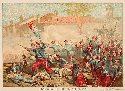 Batalla de Magenta