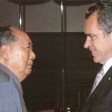 •Nixon Visits Communist China