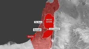 •Israeli-Palestine Conflict Begins