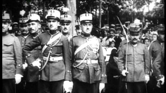 LA CRISIS DEL 1917