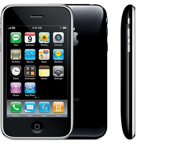 El iPhone es anunciado