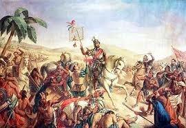 Hernán Cortez conquisto el Imperio Azteca
