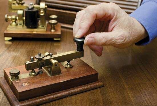 Creación del telegrafo